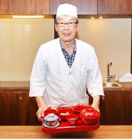 """Киотовская буддийская кухня """"Идзусэн"""""""