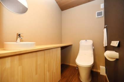 1階・2階お手洗い