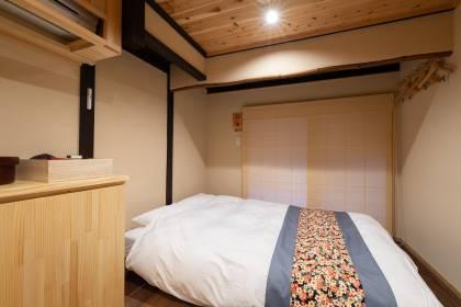 甲子かし(寝室)