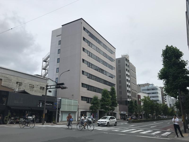 京都の交通状況