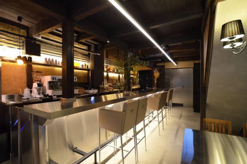 【京都一軒貸切町屋】ついにオープン!青柿カフェ!