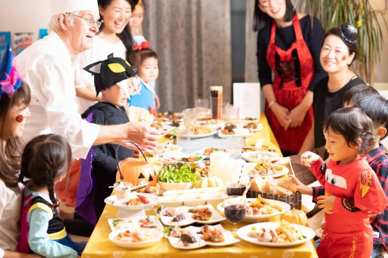 【京都市一軒貸切|町屋ホテル】出張レストランサービスのご紹介