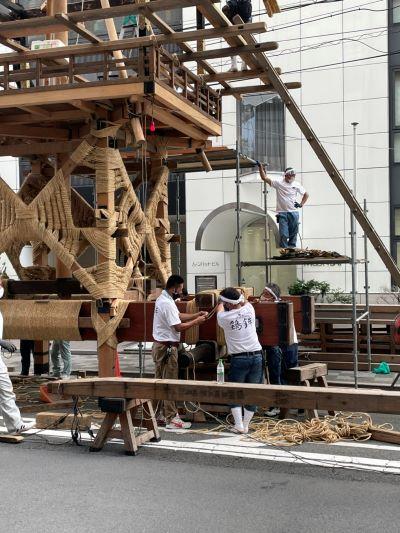 【京都市一軒貸切 町屋ホテル】日本三大祭「祇園祭」について Part2