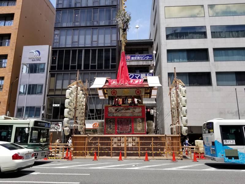 【京都市一軒貸切 町屋ホテル】日本三大祭「祇園祭」について Part3