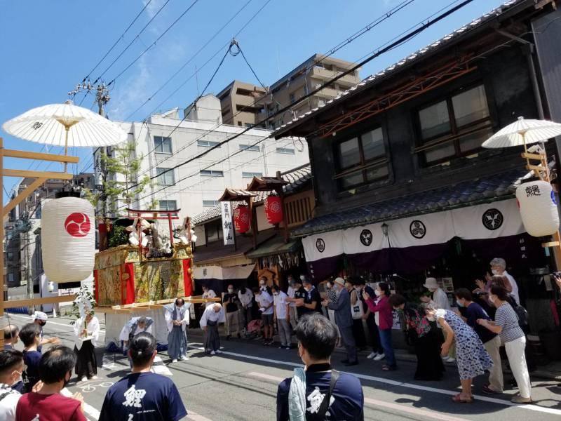 【京都市一軒貸切 町屋ホテル】日本三大祭「祇園祭」について Part4