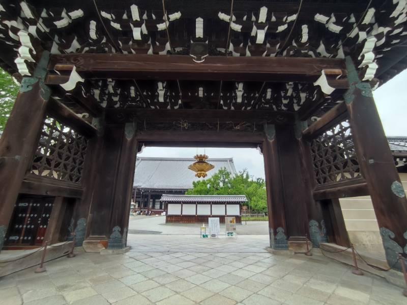【京都市一軒貸切|町屋ホテル】西本願寺に行ってきました!