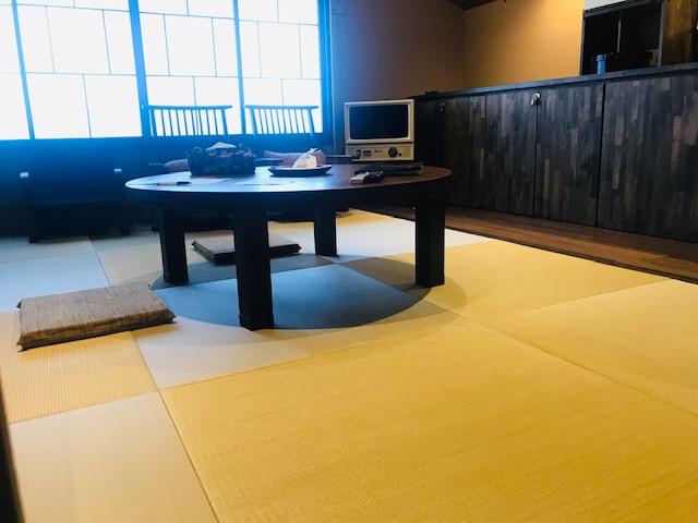 SEN TOJI`s Living Room