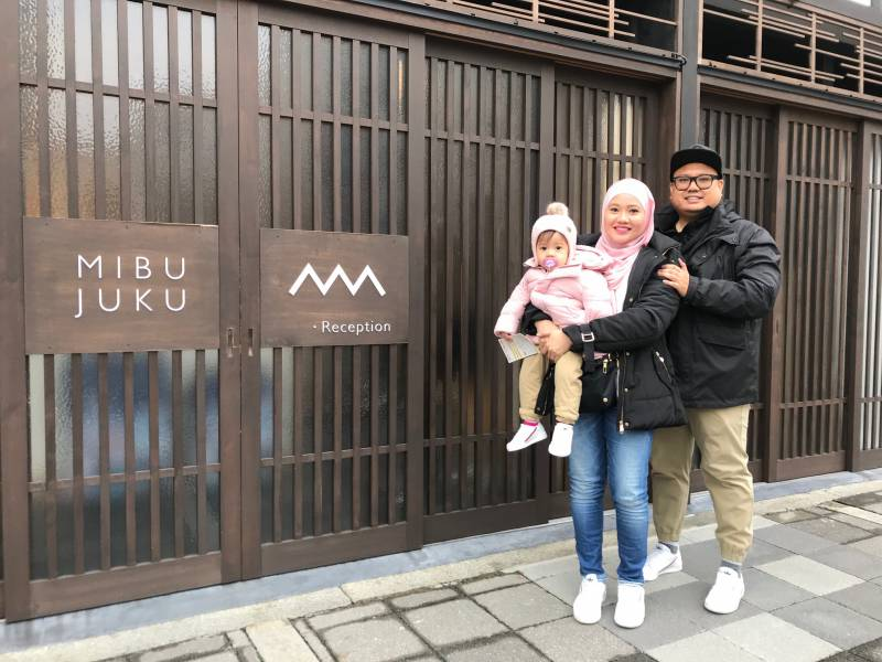 Siti Aisha's Family