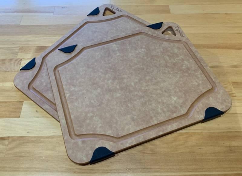 A new rental cutting board