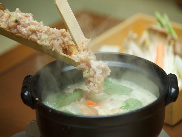 Chicken Meatballs Hot pot [MIBU-JUKU Only]