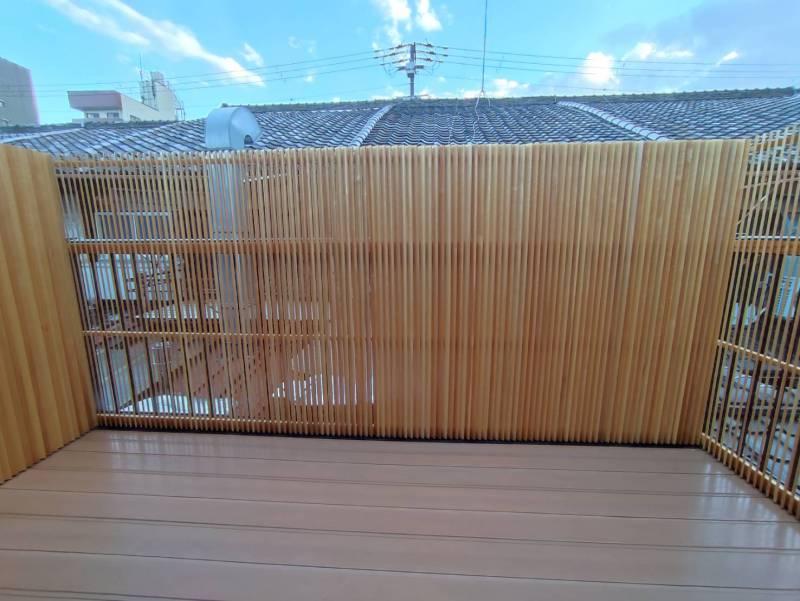 The Veranda of Satoi  Kosetsu (SHINONOME) has been renewed