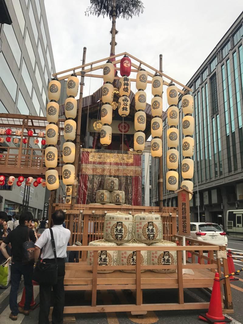 一年中的重頭戲-祇園祭
