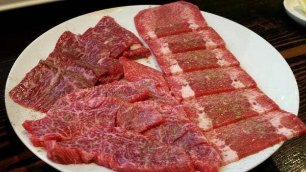 肉料理 ひらい